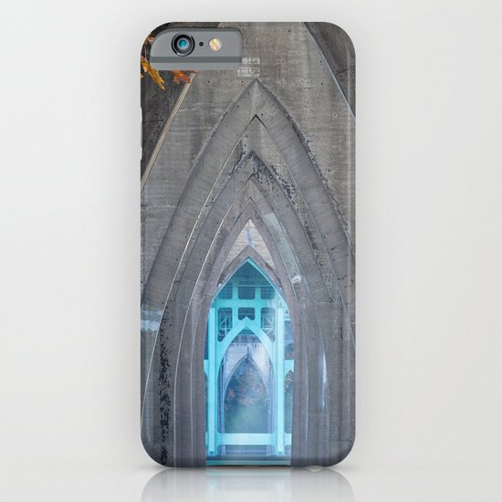 "Saint John's ""Cathedral"" iPhone & iPod Case"