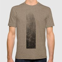 Snow In Early Fall(3) Mens Fitted Tee Tri-Coffee SMALL