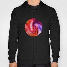 Fiery Swirl Hoody