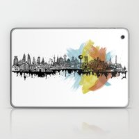 Long City Laptop & iPad Skin