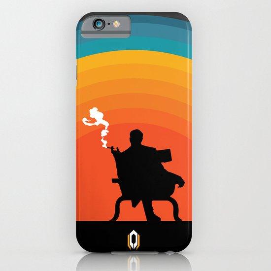 The illusive man iPhone & iPod Case