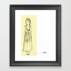 S0 Framed Art Print
