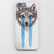 Don't Cry Wolf Slim Case iPhone 6s
