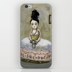 frida kahlos' grandgrandgrandmother iPhone & iPod Skin