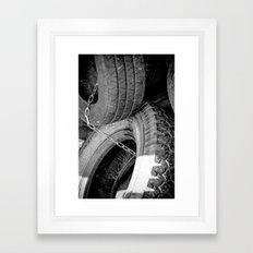 15,04,2015 Framed Art Print
