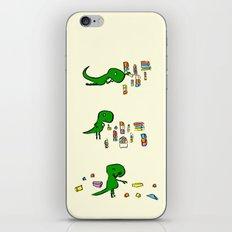 Tim the T Rex iPhone & iPod Skin