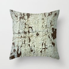 Time goes by Throw Pillow