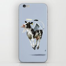 Holy Cow (colour) iPhone & iPod Skin