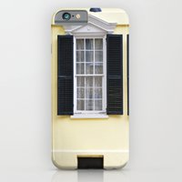 iPhone & iPod Case featuring Sunny Charleston Windows by Kaelyn Ryan Photography