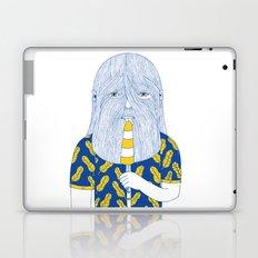 Autumn in Your Face Laptop & iPad Skin