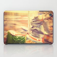 Merry-go-round from our youth iPad Case