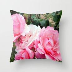 Rose #3 Throw Pillow