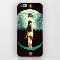 luna abandons the dybbuk iPhone & iPod Skin