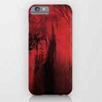 Blood red sky iPhone 6 Slim Case
