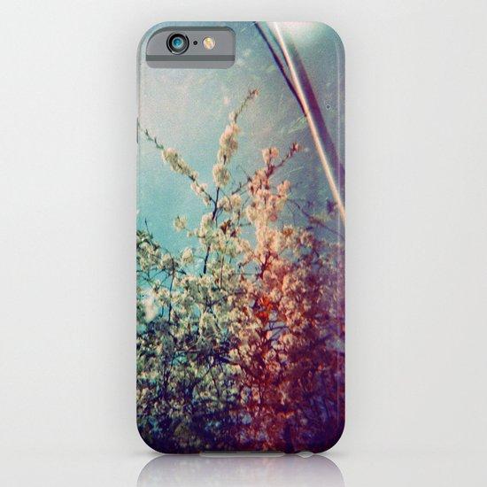 Holga Flowers III iPhone & iPod Case