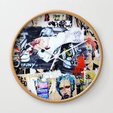Celebrity Wall Clock
