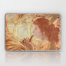 Puff Puff Laptop & iPad Skin