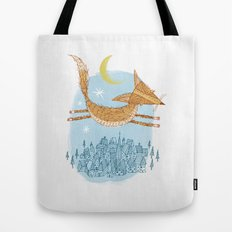 'Flying Fox' Tote Bag