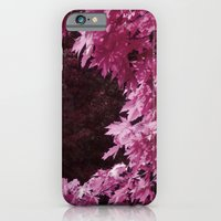 iPhone & iPod Case featuring Purple Velvet by Françoise Reina