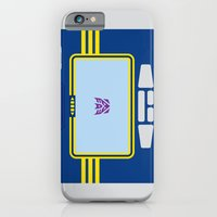 Soundwave Transformers Minimalist iPhone 6 Slim Case