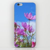Reach For The Sky iPhone & iPod Skin