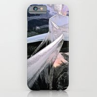 iPhone & iPod Case featuring Inflatable: Enter Here by Devin Sullivan