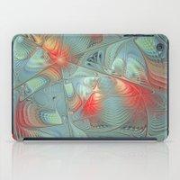 String Theory Fractal Art iPad Case