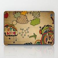 Just Love! iPad Case