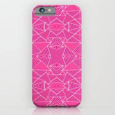 Ab Zoom Mirror Fushia iPhone 6s Slim Case