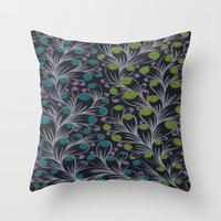 Exotic Plant Life 2 Throw Pillow