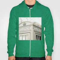 London telephone booth Hoody