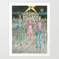 American Charites Art Print