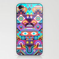 iPhone & iPod Skin featuring Jackpot by C86 | Matt Lyon