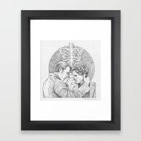 Unisono Framed Art Print