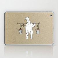 Polar bear Laptop & iPad Skin