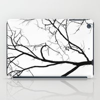 Tree Silhouette iPad Case