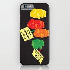 Stop Gummibear Cruelty! iPhone 6s Slim Case