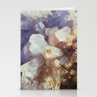 Crystal Magic Stationery Cards