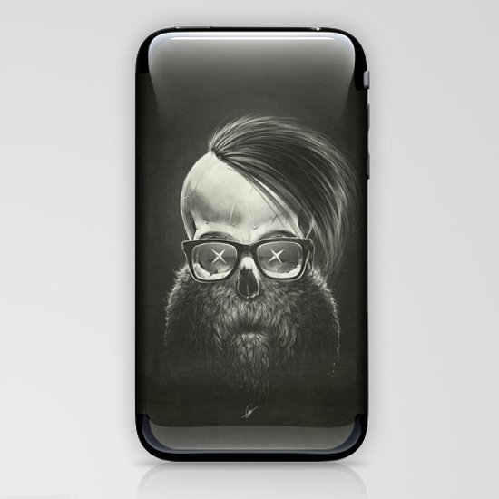 N.E.R.D. - (No-One Ever Really Dies) iPhone & iPod Skin