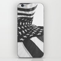 Patriotism  iPhone & iPod Skin