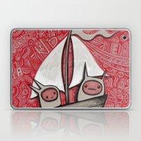 The Treacherous Journey Laptop & iPad Skin