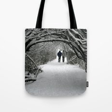 Witch in the Wood Tote Bag