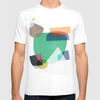 Graphic 122 Mens Fitted Tee White SMALL