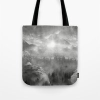 Black And White - Wish Y… Tote Bag