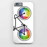 Geometric Bicycle iPhone 6 Slim Case