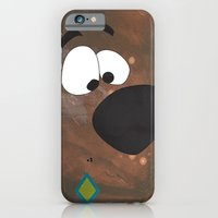 iPhone & iPod Case featuring SCOOBY DOO by ChelseeTaylor