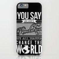 Revolution.  iPhone 6 Slim Case