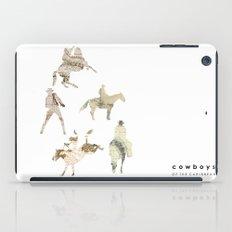 Cowboys of the Caribbean iPad Case