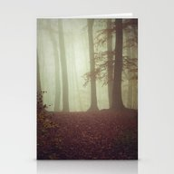 November Light Stationery Cards