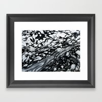 Suds Framed Art Print